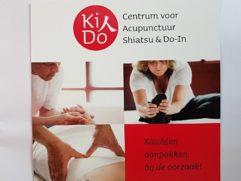 Kido-centrum voor Acupunctuur, Shiatsu en Do-In